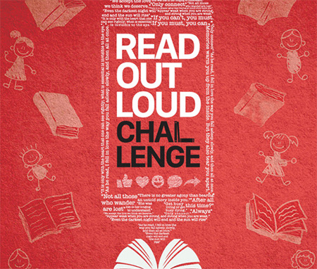 Spread the Love by Reading Out Loud!